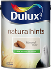Dulux Silk Hints and Neutrals 5L